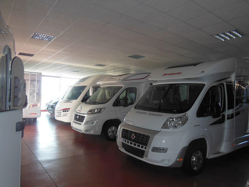 guglielmi caravan